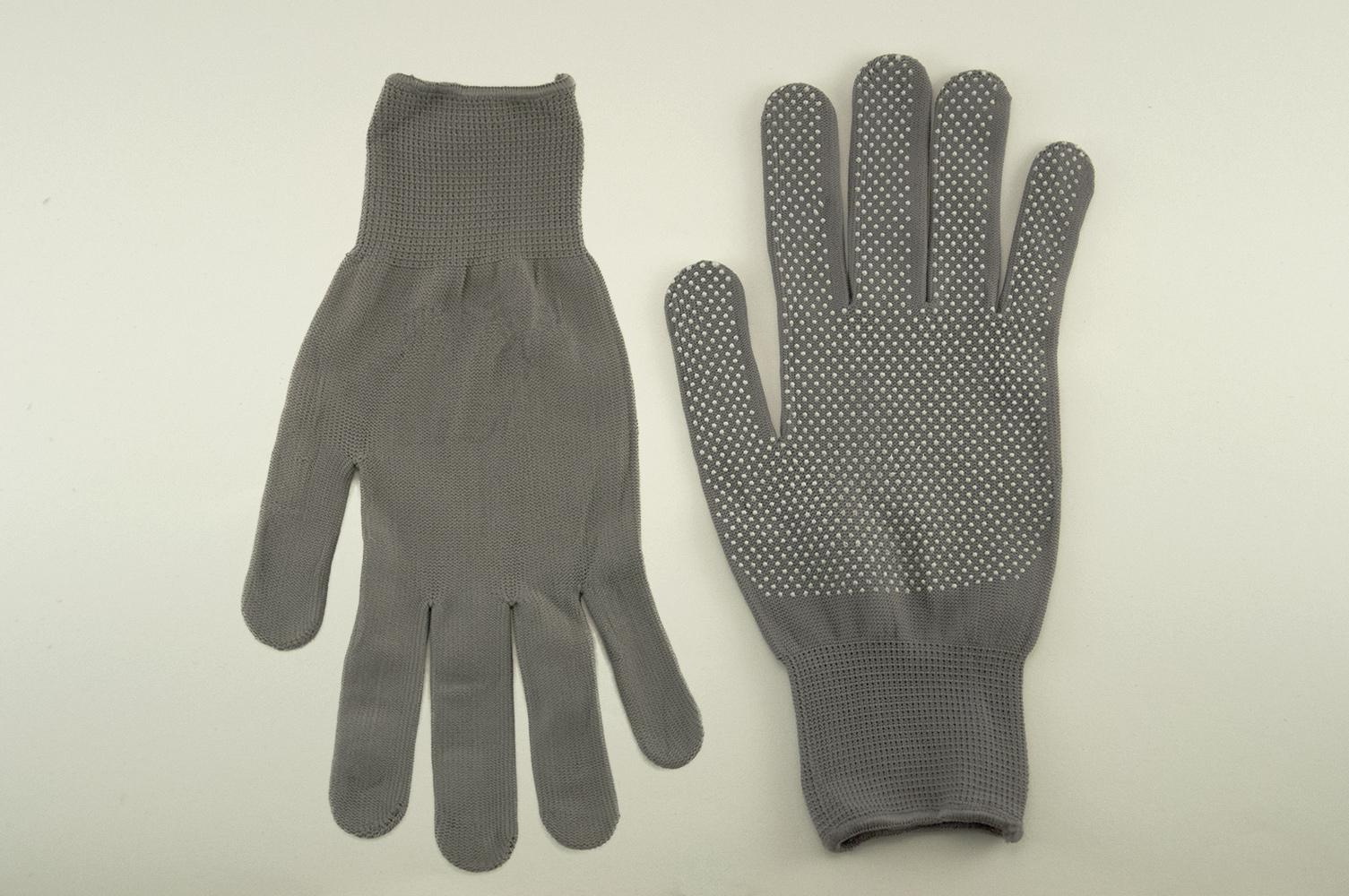 Нейлоновые перчатки с микроточкой
